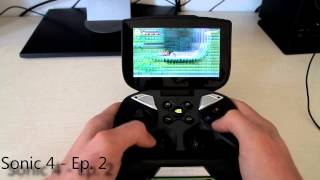 Nvidia Shield Gameplay