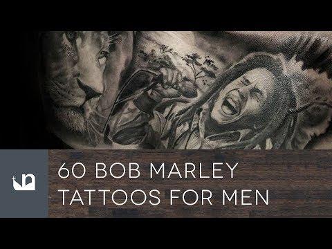 60 Bob Marley Tattoos For Men