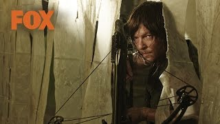 The Walking Dead 5 - trening kaskaderski | FOX
