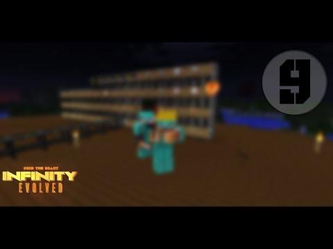 FTB İnfinity Evolved Expert Mod Bölüm 9 Logistics Pipe İle Devam Ediyoruz!! Makine Otomasyonu!!