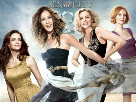 Sex and the City 2 - Movie-Soundtrack ~ Can´t Touchin