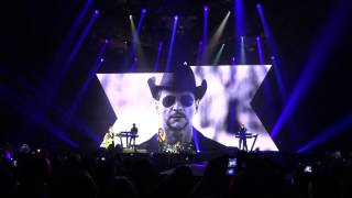 Depeche Mode Nice 2013 - Goodbye