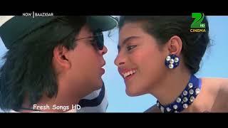 Baazigar O Baazigar HD TV - Baazigar 1993 Songs - Heart Touching Music Video Collection Vol 5