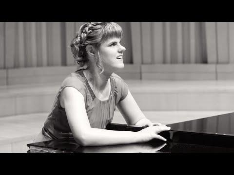 Rachel Starritt final undergraduate Piano recital at RWCMD