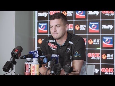 Tom Rockliff press conference - 25 May 2018