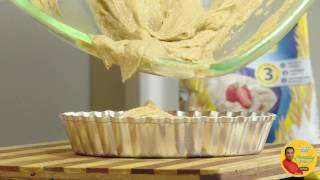 Horlicks Oats Banana Cake