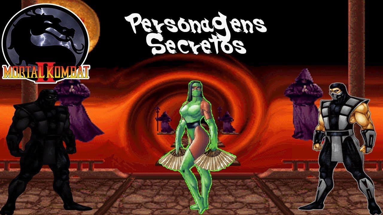 Mortal Kombat II Unlimited (Sega Genesis) - Play as Bosses