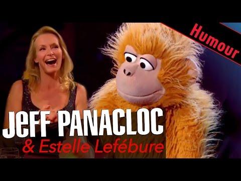 Jeff Panacloc et Jean Marc Avec Estelle Lefébure / Live dans le plus grand cabaret du monde