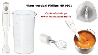 Mixer vertical Philips Daily Collection HR1601