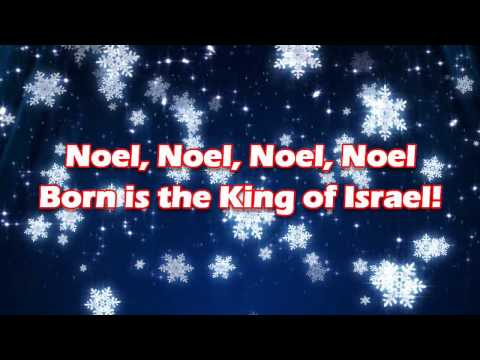 The First Noel By Carrie Underwood With Lyrics (HD)