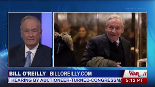 Bill O'Reilly on Nike and Woodward