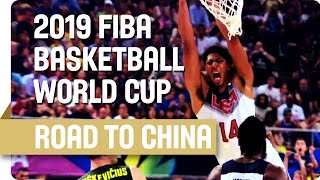 Gambar cover Road to the 2019 FIBA Basketball World Cup in China