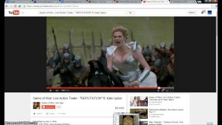 Kate Upton Game Of War Trailer.The Revelation 12 Woman. Illuminati Freemason Symbolism.