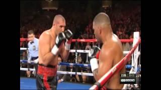 Mike Perez vs Magomed Abdusalamov 1of3