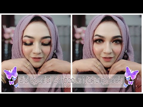 Gorgeous Eid Makeup Look | Long Lasting Makeup tricks | Pari ZaaD ❤