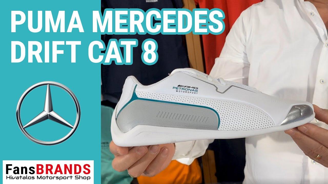 puma mercedes drift cat