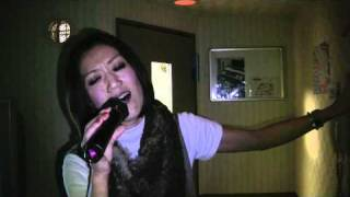 Tsugaru Kaikyo Fuyugeshiki (津軽海峡・冬景色) - Sachika Sings Classic Enka Song at Karaoke