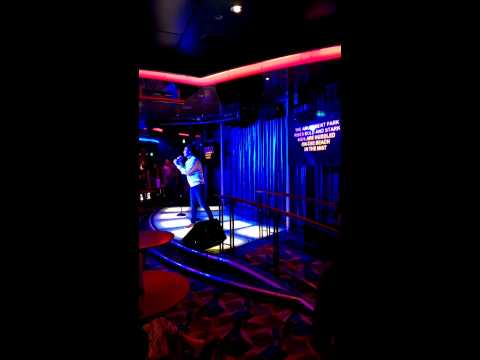 Born to Run (karaoke cover)