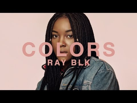 RAY BLK - My Hood | A COLORS SHOW