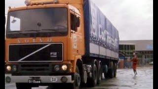 Volvo F12 Sovtranavto (1988)