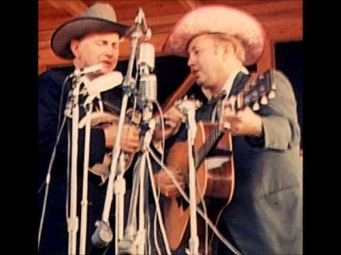 Bill Monroe and Jimmy Martin - It's Mighty Dark To Travel