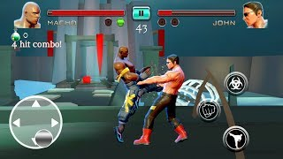 Ninja Games Fighting Club Legacy (by City Street Fighting Games) Android Gameplay [HD]