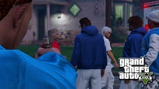 GTA 5 | BLOOD VS CRIPS EP. 14 [HQ]