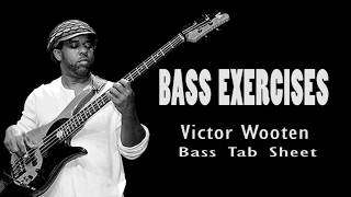 Victor Wooten - Hand Exercises (Chami