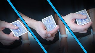 Top 3 Card Throwing Techniques (Tutorial)