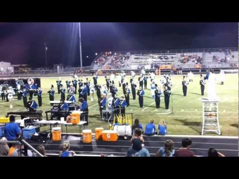 WH Ford High School Marching Band 2012