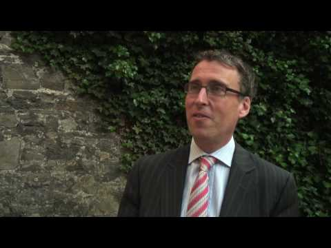 John Darby - Talking about most common cases (Slovak Cultural Week, Dublin)