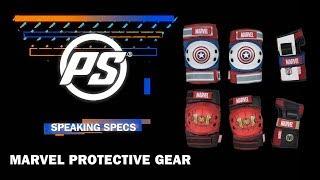 Marvel protective gear - Powerslide Speaking Specs