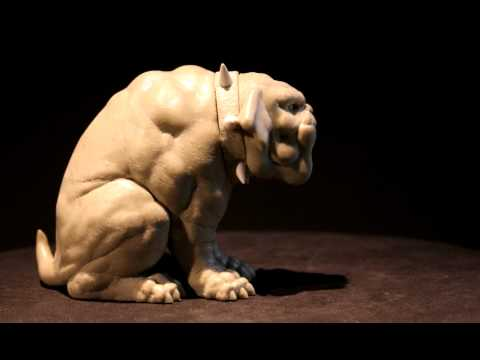 ThunderCats Ma-Mutt statue - work in progress by Hard Hero