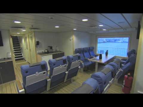 2nd Generation Cat-SWATH from Danish Yachts