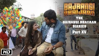 The Bajrangi Bhaijaan Diaries - Part XV | Meet Harshaali Malhotra