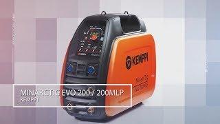 Источник питания Kemppi MinarcTig EVO 200MLP: Обзор