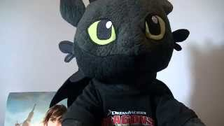 Build A Bear Toothless Plushie Review
