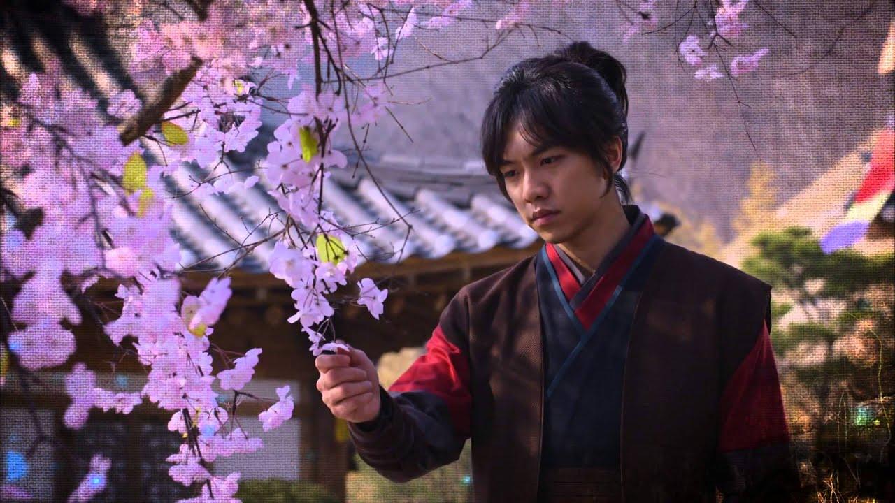 Download Baek Ji Young - Spring rain ( Gu Family Book OST )