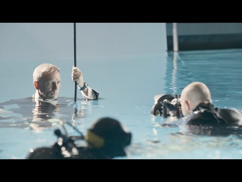 The making of OMEGA's Seamaster Diver 300M campaign with Daniel Craig
