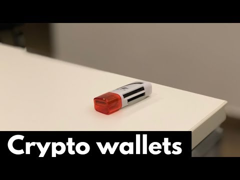 Crypto Currency Wallets - E10