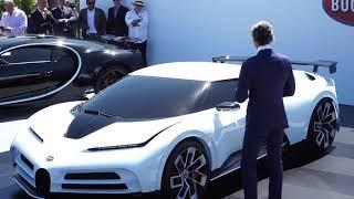 Самый мощный Bugatti в Истории - Bugatti Centodieci (Обзор на Русском)