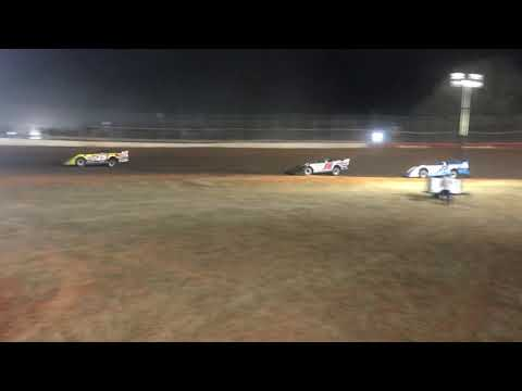 50 lap World of Outlaws Feature event at Screven Motor Speedway