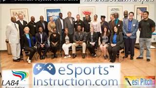 2018 LA Business of Sports Conference & Pitch  Event Photos