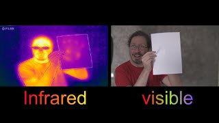 How to become invisible to Infrared Cameras