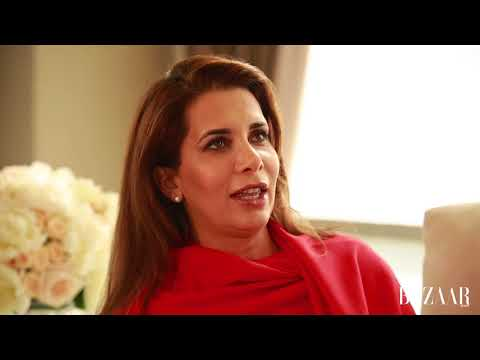 In Conversation With Her Royal Highness Princess Haya, Part 2/3