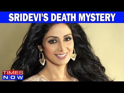 Sridevi's Death Theory Changes Overnight | India Upfront With Rahul Shivshankar