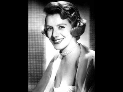 Rosemary Clooney as time goes by