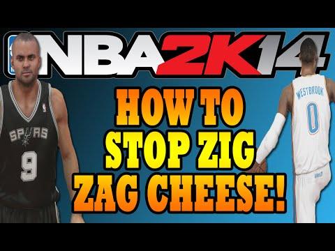 NBA 2k14 Next Gen: Comment arrêter le fromage Zig Zag - Pas trop près!