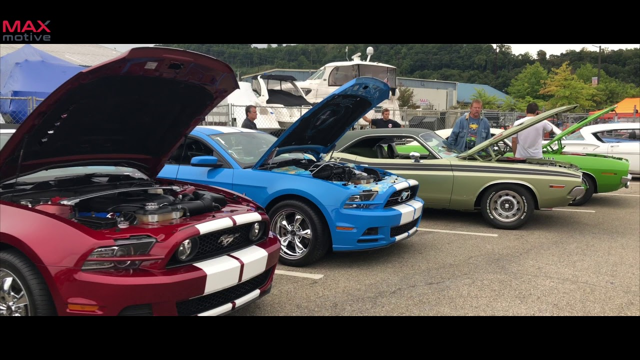 MaxMotive Grand Opening Car Show Pittsburgh PA YouTube - Car show pittsburgh pa
