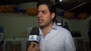 Entrevista AJ Albuquerque em Jaguaruana